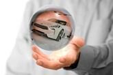 Kia GT concept in a crystal ball