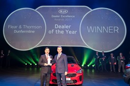 Kia dealer of the year 2018