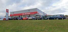 Drayton Motors Kia Grantham