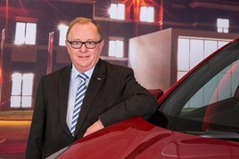 Retiring: Kia UK general manager of dealer development, Ian Wilson