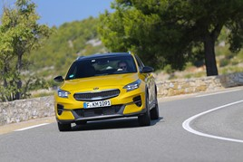 New models, like the incoming Ceed crossover, remain key to Kia's volume growth
