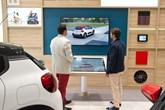 PSA Retail's 'digital showroom' in Paris