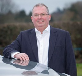 SsangYong Motor UK managing director Nick Laird