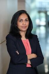 Lakshmi Moorthy, managing director Arval UK