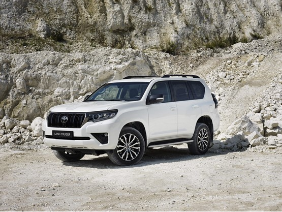 Updated Toyota Land Cruiser 2020