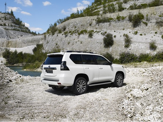 In showrooms this autumn: the 2020 Toyota Land Cruiser