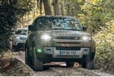The all-new Land Rover Defender 110 4x4