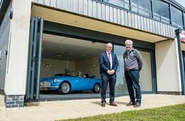 Lanes Cars Workshops Ltd, Camarthen