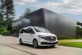 The Mercedes-Benz EQV