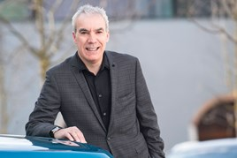 Dale Wyatt, director of automobile for Suzuki GB