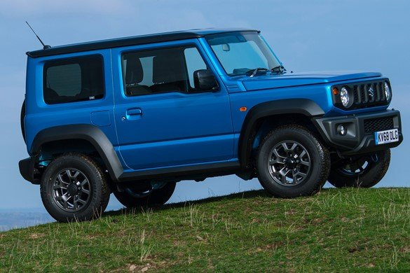 Suzuki Jimny 4x4 Sell Out Suv Stays True To Its Off Road Roots