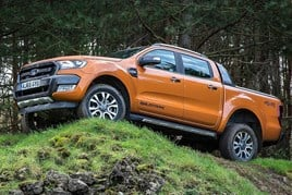 Ford Ranger pick-up truck