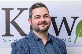 Kew Vehicle Leasing managing director, Lee Jones