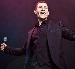 Comedian Lee Nelson will be performing at the AM Awards 2018