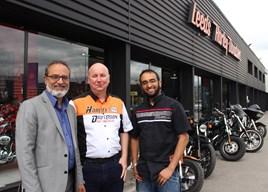 Jennings buys Leeds Harley Davidson