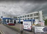Robins & Days Maidstone Peugeot dealership, Len House
