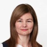 IMI's chief operating officer Lesley Woolley