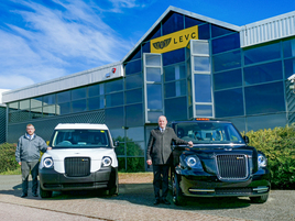 Caffyns PLC takes on LEVC franchise in Sussex