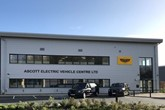 Ascotts EV Centre's new Dartford LEVC franchise