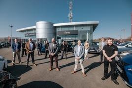Among Europe's best: Inchcape Derby Lexus