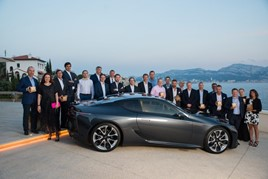Lexus Kiwami Award winners 2018