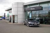 Pinkstone Cars' Lexus Stoke franchise