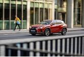 Customer promise: Lexus UX SUV on a test drive