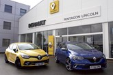 Lincoln Pentagon Renault Sport franchise