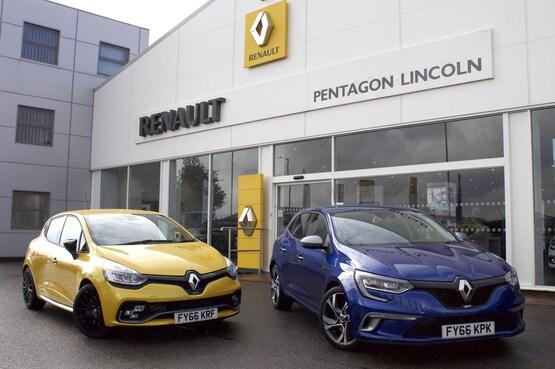 Lincoln Pentagon Renault Sport franchise