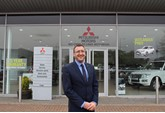 Lings Mitsubishi dealer principal Danial Lake