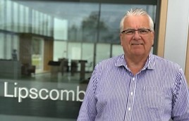 Lipscomb Cars managing director, Peter Barnes