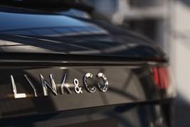 Lynk & Co 01 SUV brand logo