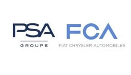 FCA and PSA Group logo