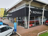 Reopened: Lookers' Renault dealership in Stockport