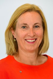 Groupe Renault UK network operations director Louise O'Sullivan