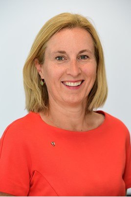 Groupe Renault UK network operations director, Louise O'Sullivan