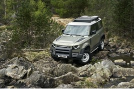 Jaguar Land Rover (JLR) unveiled the new Land Rover Defender at the 2019 Frankfurt Motor Show