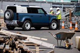 New Land Rover Defender Hard Top commercial vehicle range will arrive in late 2020
