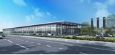Artist's impression: LSH Auto UK's Mercedes-Benz and Smart facility in Stockport
