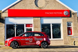 Mackie Motors joins MG Motor UK dealer network