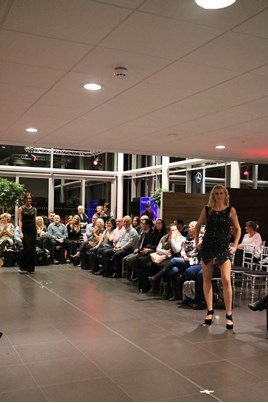 Charity raises 6000 from fashion show held at mercedes for Mercedes benz dealers manchester