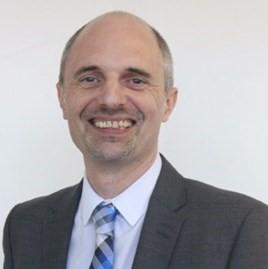Gain Solutions' managing director Marcus Blakemore