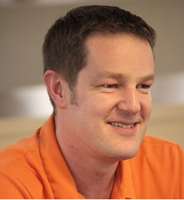 Mark Bell, chief experience officer, OLIVER Group UK