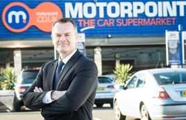 Mark Carpenter, managing director of Motorpoint