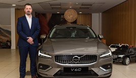 Mark Cox, network and business development director, Volvo Car UK