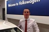 Former Volkswagen apprentice Mark Grrom