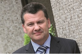 Mark Lavery, chief executive of Cambria Motors