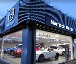 Marriott's Mazda, Boston