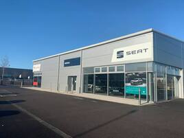 Marshall Motor Holdings' new Seat and Cupra dealership in Oxford