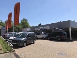 Marshall Motor Group's Volkswagen Van Centre Reading